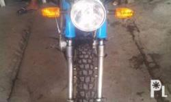 yamaha RS 100 unfinished project for sale! RUSH RUSH
