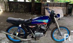 For Sale: YAMAHA-RS 100 Good Running Condition W/ o.r.