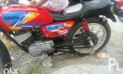 yamaha rxt 135 nego for sure buyer complete papers