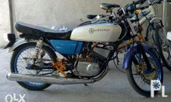 Yamaha RXT 135 Good running Condition Newly refresh New