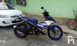 Selling my yamaha sniper 150 Good condition No issue