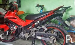 For sale yamaha sniper mx 135 2 years old only NO