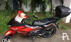 Yamaha sniper mx 150,super kinis 5months palang with or