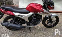 Yamaha SZR 155cc 2014 very low milage Only use minimum