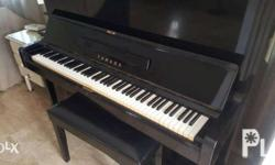 Yamaha Upright Piano - made in japan - all parts