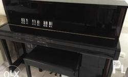 Brand: Yamaha upright piano Price: 200K Negotiable For