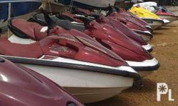 For sale: Jetski and Speedboats -Newly Arrived from