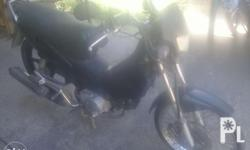 Yamaha 2006 xrm 110. Lost or/cr. Running condition.