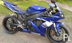 350K Negotiable YAMAHA YZF-R1 1000cc TWO BROTHERS PIPE