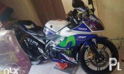 Yamaha yzf r15 150cc fuel injected 2015 model