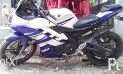for sale yamaha r15 250cc,6,000 kilometers for sure
