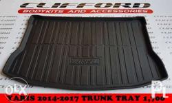 2014-17 toyota Yaris trunk tray perfect fit brand new
