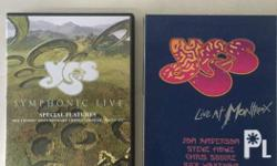 - Yes Symphonic Live - Yes live at Montreux Php 300.00