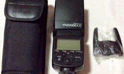Yongnuo YN-568EX2 From UK. Brandnew Compatible with