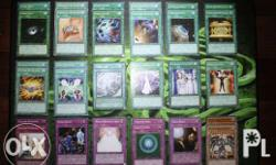 Class A strong cards which will strengthen any of your
