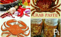 -Yunik- SPICY Roe/Fat Paste of Crab Now available in