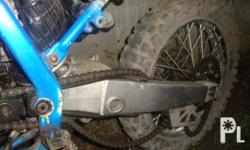 Description Condition: Used for sale is a swingarm off