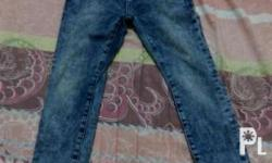 Zara Jeans For boys Size 7 Good as new 350.00 only MOP