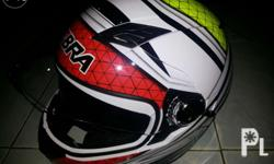 Brand new ZEBRA helmet Size Large 2,200pesos only With