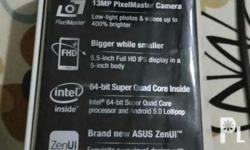 for sale only zenfone 2 64g rom (orig gray color) 4g