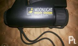 Night vision monocular scope Good for farm business or