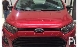 2016 ECOSPORT 1.5L 5DR Trend Automatic SRP:885,000 For