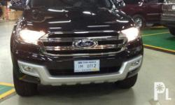 Ford Everest 4x2 2.2L Titanium 4x2 AT 1,739,000 ZERO
