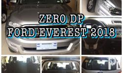 FORD EVEREST Ford Everest Titanium 3.2L AWD Premium