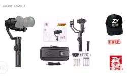 Zhiyun Products. Now Available On Stock With Free