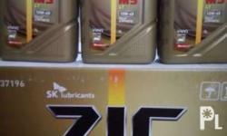 ZIC M9 4T is a fully synthetic motor oil premium,