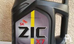 Zic X7 10w40 fully synthetic Much better than