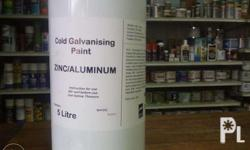 The spray-film contains very fine particles of 95% pure