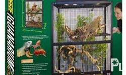 Zoo Med Enclosures 1.1 Reptibreeze Iguanarium