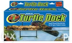 Zoo Med Turtle products 1.1 Turtle Dock sizes available