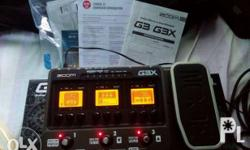 Zoom G3X guitar multi effects Rush Sale Today!