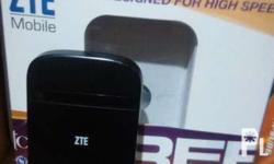 For sale ZTE 4G LTE pocket wifi good condition no